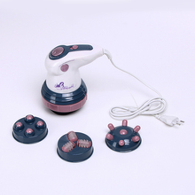 Infrared Massager Electric Slimming Body Sculputral Anti cellulite Fat Burning Machine AB Gym Muscel Miostimulator