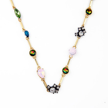 Captivating Colorful Bijou One Direction Necklace Aliexpress Hot Sale Unique Egyptian Jewelry(China)