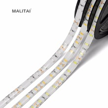 5M /Roll IP65 Waterproof SMD 5630 LED Strip light String 12V 60LEDs/M Flexible Bar lamp Tape Ribbon For Holiday Outdoor lighting