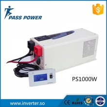 PASSPOWER 1000w inverter generator with external LCD display,best inverter factory(China)