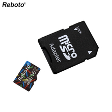 Hot Selling Flash Memory Card 4GB 8GB 16GB 32GB 64GB Flash Memory Device Card Micro SD Card For Smartphone with Adapter