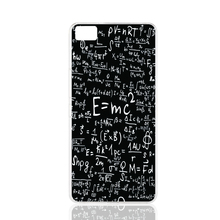 17600 E=mc Formula Math Einstein cell phone Cover Case for BQ Aquaris M5 for ZUK Z1 FOR GOOGLE nexus 6