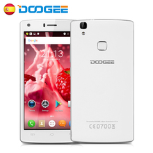 Doogee X5 MAX Mobile Phone 5 Inch 1280x720 HD MTK6580 Quad Core Andriod 6.0 1GB ROM 8GB RAM Fingerprint 3G Smartphone