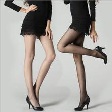Buy Women HOT Stocking High elastic Hosiery Tights Pantyhose Sexy Nylon tights Lady Transparent Thin Female Stockings