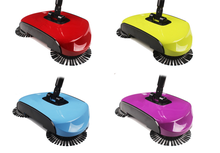 Magic Broom Sweeping Machine Without Electricity Push Type Household Broom Set Sweeper Dustpan Set Artifact Floor Home Cleaning