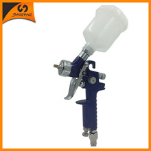 SAT1049 peinture auto pressure tank spray paint spray gun hvlp air compressor car sprayer