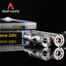 New Rofvape A Equal Mini Vape Pen Kit 3000mAh 60W Mechanical Mod E-cigarettes Shisha Pen Vaporizer Pen Best Electronic Hookah
