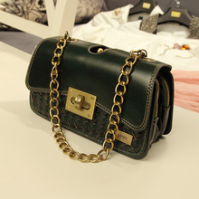 Chuwanglin Bags mng preppy style vintage knitted one shoulder small bag portable women's cross-body handbag bags ZDD011