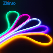 New LED Strip 12V SMD 2835 Flexible Neon Lights Soft Wire IP65 Waterproof 120leds/m Flexible LED Light Lamp Outdoor