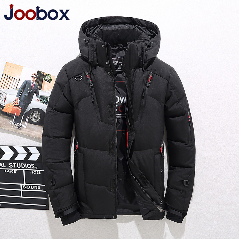 2018 Luxury Brand 90% White Duck Thick Down Jacket High Quality Winter Parka Men Casual Outwear Windbreaker Warm Down Jacket 3xl