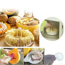 Portable Kitchen Gadgets Cooking Tools Healthy Microwave DIY Potato Chips Maker Home utensil Kitchen Tools
