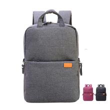 New professional 28 * 40 * 13cm waterproof SLR shoulder camera bag balck gray pink backpack anti-theft photography bag handbag(China)