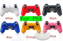 Free Shipping Like Original Wireless Bluetooth Game Controller For sony playstation 3 PS3 SIXAXIS Controle Joystick Gamepad