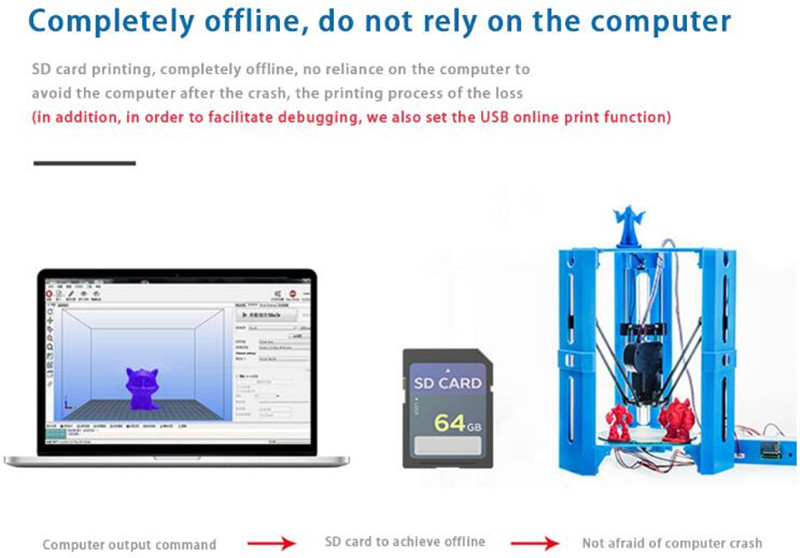 cheapest delta 3d printer
