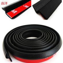 racing 160'' 4 M Z Shape Window Door Rubber Seal Weather Strip Hollow it for mazda kia bmw vw kia ford nissan Sale-Seller(China)