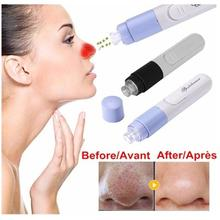 Buy 2018 hot Electric Blackhead Vacuum Remover Cleaner Suction Facial Blackhead Removal Skin Care Cleansing Tool removedor de cravo for $2.35 in AliExpress store