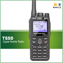 Hot Sell 5W VHF 136-174MHZ Remote Stun/Remote Kill Digital Intercom DMR Portable FM Transceiver TSSD TS-8800R