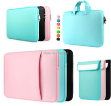 "11""13""13.3""14""15""15.6"" Neoprene Laptop Sleeve Bag PC Carry Case For Macbook Dell Asus"