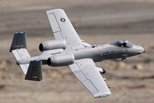 FMS RC Airplane A-10 A10 Thunderbolt II Grey 70mm Twin Ducted Fan EDF Jet Wingspan 1500mm Big Scale Model Plane Aircraft PNP 6S