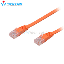 10pieces Ethernet Cable Orange RJ45 CAT 5E Molded Network Cable Ethernet Patch Cord Lan Cable