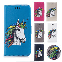 Buy Coque iPhone 8 Case Leather Wallet Flip Cover iPhone 7 Csae Luxury horse Relief Silicone Flip Phone Cases Card Holder for $5.65 in AliExpress store