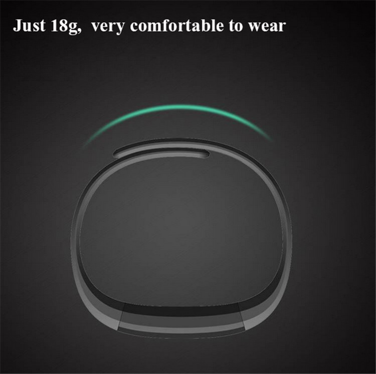 ID115 Smart Bracelet Fitness Tracker Step Counter Activity Monitor Band Alarm Clock Vibration Wristband for iphone Android phone 18