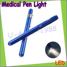 1pcs Medical Pen Light Torch Doctor Nurse Surgical First Aid Pocket Penlight Flashlight Wholesale