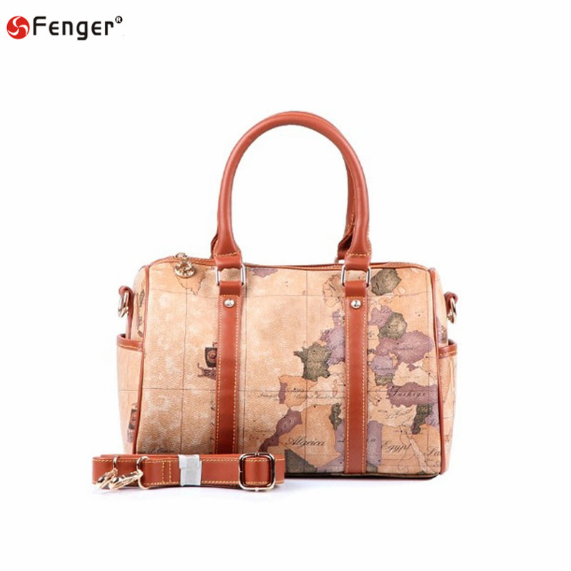 PVC luxury handbags stars war map message fashion Vintage high quality women messenger bag handbag shoulder bagn Totes F045 <br><br>Aliexpress