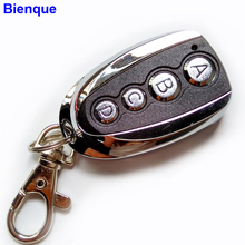 Universal Key Control 315MHz Remote Cloning 4 Channel ABCD Auto Car Garage Door Opener Remote Control Duplicator Rolling Code(China)