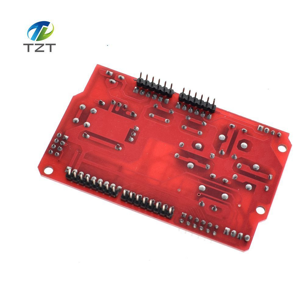 Joystick Shield for Arduino Expansion Board Analog Keyboard and Mouse Function Joystick Shield V1.2 3