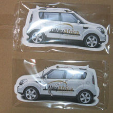 Free Shipping Via Fedex or DHL,OEM flavor car air freshener any printing and logo