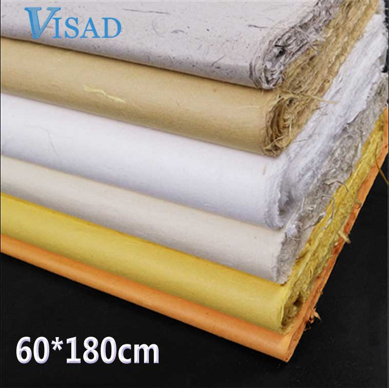Anhui Jingxian County paper Chinese rice paper packaging Yunlong calligraphy painting Writing Packing paper<br>