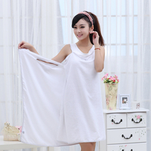 1PCS Bath Towel Super Fast Absorbent Microfiber Bath Beach Wearable Body Wrap Spa Towel -39(China)