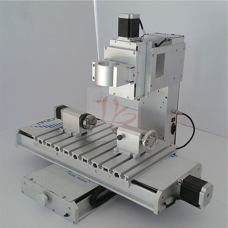 Pillar Type CNC 3040 Frame (4)