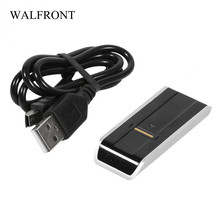 Newest USB Lock Biometric Fingerprint Lock Reader Password Lock Security For Laptop PC Computer(China)