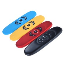 USB2.0 Rechargeable Mini 2.4G Wireless Fly Air Mouse 10m Remote Control Keyboard For PC Android TV Box Media Player Gamer
