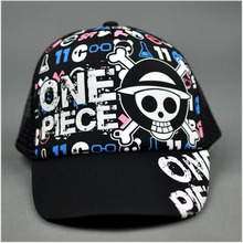 Hot Anime One piece Cosplay Cap Going Merry charm Costume Baseball cap Adult Blank Snapback Caps Novelty Summer Hat