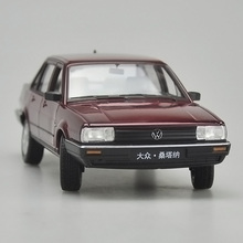 Hot sale New Volkswagen Santana WELLY 1:24 Alloy car models Toy Classic cars Home Collection Commemorative Edition Free Shipping