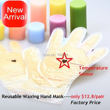 Reusable Hand Spa Mask Waxing Treatment Hand Mask Reusable Spa Treatment Mask Products Direct Factory Sale(China)