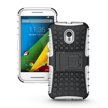 For Motorola Moto G G3 G4 Play X2 Armor Case Silicone Phone Cases Hard Cover Kickstand Moto X Force Droid Turbo 2 X Play X Style(China)