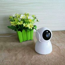 wdskivi Mini Indoor Home IP Camera Wireless Wi-Fi Camera PZT Security Surveillance CCTV Camera Cloud Storage Baby Monitor(China)