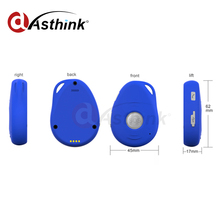 Smallest GPS Tracker Pet Waterproof and Portable GPS Locator Tracker GSM For Kids,Child