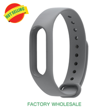 Buy High Silicone Colorful Straps Replacement Xiaomi Mi Band 2 Wrist Strap Miband 2 Smart Bracelet Wristband for $1.32 in AliExpress store