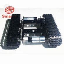 Official Smarian  Mini T100 Crawler Tank Car Chassis Tracked Smart Car Robot Competition DIY Robot Toy
