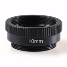 10mm 15mm 20mm 35mm 40mm 50mm C-CS Mount Lens Adapter Conversion Ring Extension Tube For CS CCTV Camera(China)