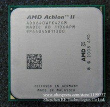 AMD Athlon II X4 640 Processor(3.0GHz/2MB/Socket AM3)Quad-Core scattered pieces cpu
