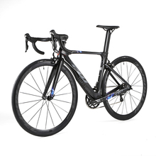 New Twitter T10 Ultralight Men/Womens Carbon Fiber 700C Complete Road Racing Bikes 22 Speed Bicycles BICICLETA Ciclismo for Sale(China)