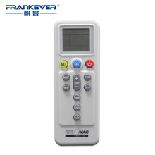 FrankEver A668 5000 in 1 Rolling Code Universal Air Conditioner Remote Control Wireless with English LCD Display all compatible