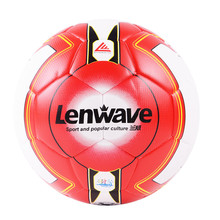 Soccer Soccer Ball High Quality PU Training Team Soccer Ball Sport Size 5 Adhesive Football Colorful Balls(China)