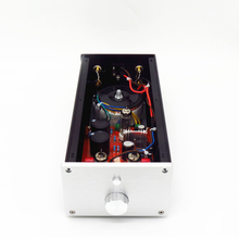 Reference to Matisse Circuit Design GE5670 6N3SRPP Tube Preamplifier Sound warm high frequency supple sweet(China)